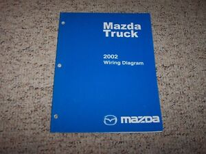 mazda  series truck    electrical