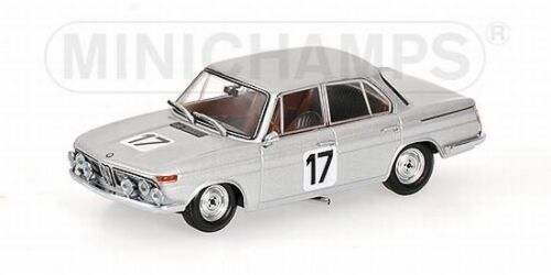 Minichamps 400662517 BMW 2000ti Winner Spa-Francorchamps 1966 1:43 NUOVO OVP