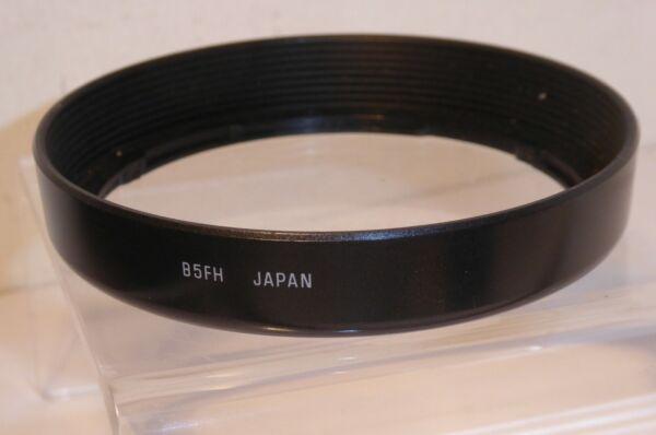 Authentique Tamron B5fh Lens Hood Pour 28-200 Mm F3.8-5.6 Adaptall Lens