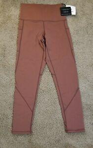 DYI-define-your-inspiration-leggings-high-waist-side-pockets-Women-039-s-SZ-Sm-NWT