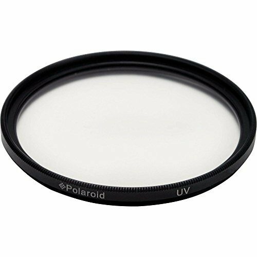 Polaroid Optics 49mm Multi-Coated UV Protective Filter