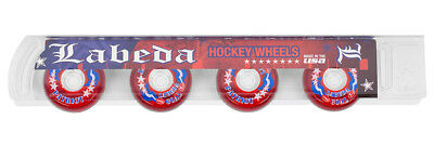 Labeda Patriot Roller Hockey Goalie Wheels Pack Of 4 59mm Ebay