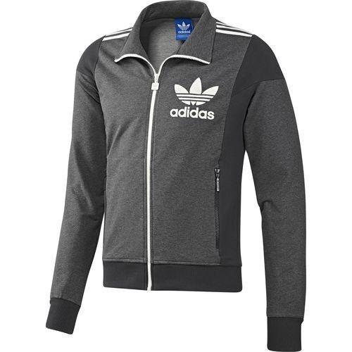 Adidas Originals Adi Big Trifoglio Trifoglio Trifoglio Giacca per Allenamento Tuta Uomo Grigio 2c67c5