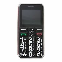 BIG BUTTON UNLOCKED MOBILE PHONE FOR ELDERLY SOS BUTTON LARGE KEYPAD EASY USE