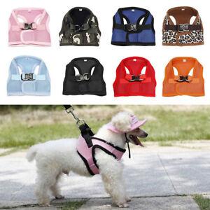 HK-Small-Pet-Puppy-Dog-Soft-Mesh-Walking-Collar-Strap-Vest-Harness-Apparel-Surp