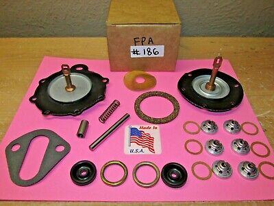 1950 1951 1952 1953 1954 OLDSMOBILE 88 98 V8 MODERN FUEL PUMP REBUILD KIT USA