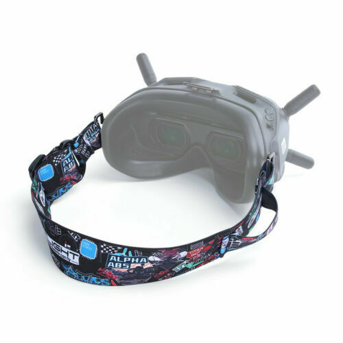 Iflight FPV Goggles Fixed Head Strap for DJI for SKYZONE for Fatshark Goggles