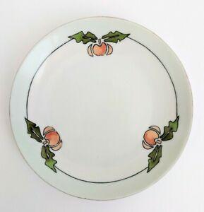 Rosenthal-Selb-Bavaria-Art-Deco-Porcelain-Bread-amp-Butter-Plate-Mid-Century