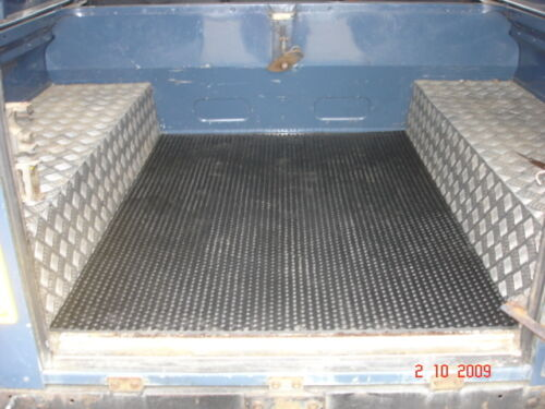 Trazador de líneas de arranque para Land Rover Defender 110 goma natural