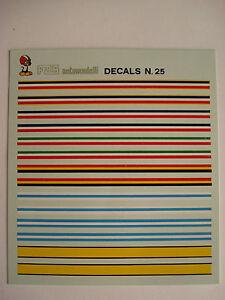 DECALS-KIT-1-43-FASCE-BANDE-LE-MANS-TOUR-DE-FRANCE-TDF-DDT-TARGA-FLORIO-M-MIGLIA