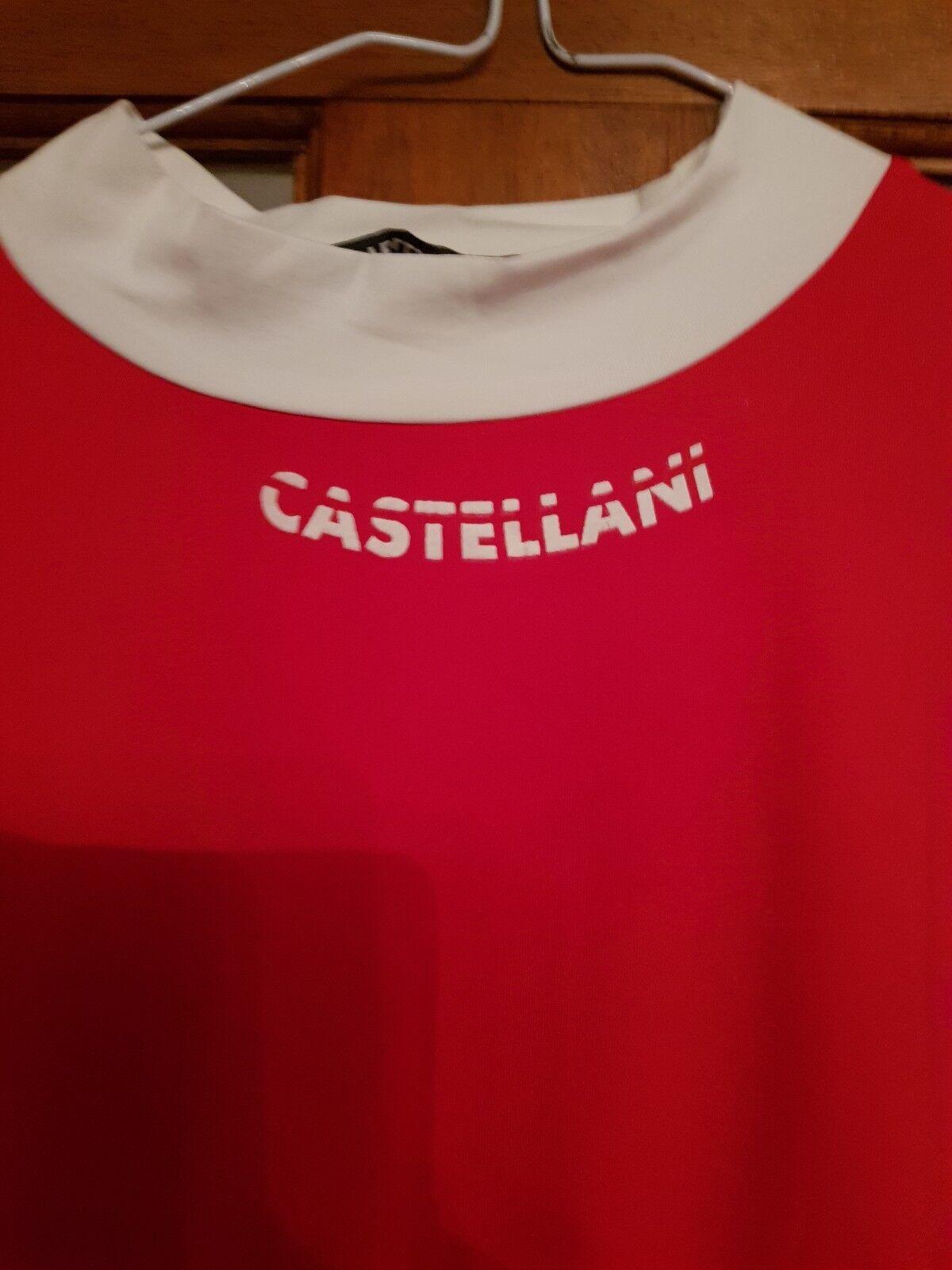 Castellani shooting long sleeve top clay pigeon shooting in xxl