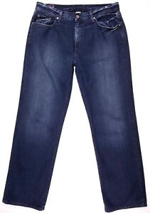 Lucky-Brand-Relaxed-Fit-Straight-Leg-Jeans-Size-34-Men-039-s