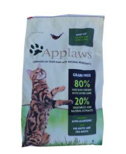 7 5kg applaws cat adult mit h hnchen lamm katzenfutter getreidefrei ebay. Black Bedroom Furniture Sets. Home Design Ideas