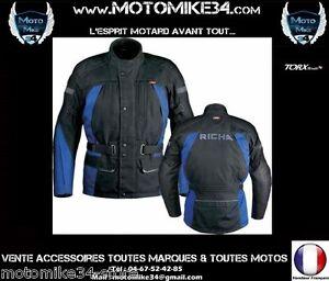 Imperméable Taille Blouson Veste Richa Asura M Moto Touring Enduro Adventure pnt8n