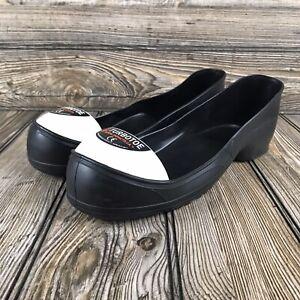 Impacto-Turbotoe-Steel-Toe-OverShoe-Men-s-6-7-Women-s-8-9-Cap-Pull-On-PVC-Black