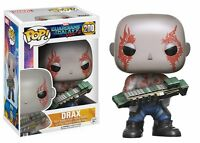 Funko Pop Marvel Guardians Of The Galaxy Vol. 2 Drax Vinyl Bobble Head Toy 13283 on sale
