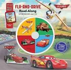 Cars / Planes: Fly-And-Drive Readalong Storybook and CD: Purchase Includes Disney eBook!: CD Features 4 Stories with Character Voices and Sound Effects! by Disney Book Group (Hardback, 2014)