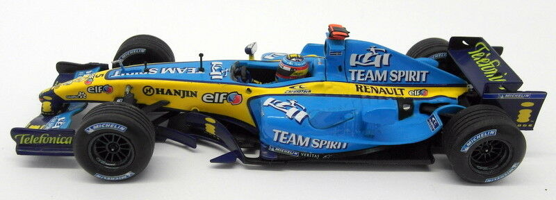 MINICHAMPS 1 43 Scale Diecast 01MAY18E RENAULT F1 R25 2005 ALONSO  5