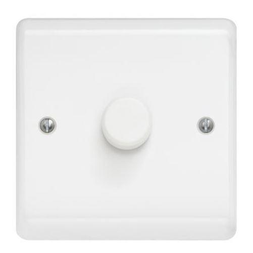 2 Voies 1 Emplacement Interrupteur Variateur Intensité, 400W, 250 V