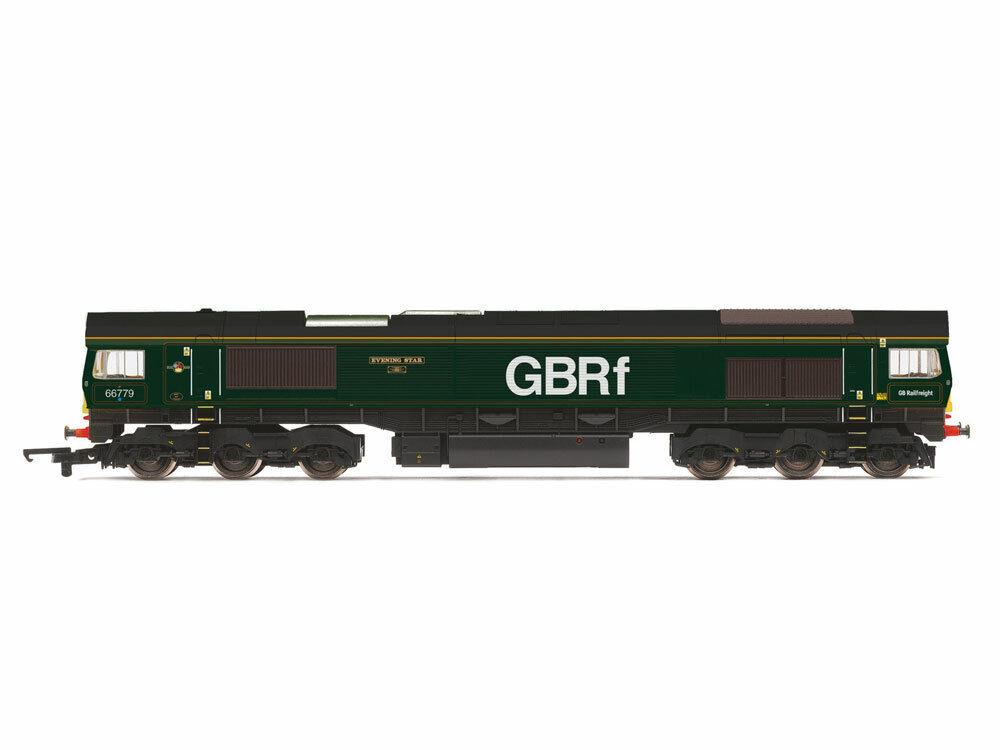 grandes ahorros Hornby r3747 diesellok diesellok diesellok class 66 nº 66779 Evening Estrella gbrf pista 00  tomar hasta un 70% de descuento