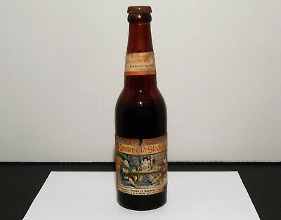 Old 1930s OLYMPIA BEER BOTTLE Pale Export Type /'It/'s the Water/' Tumwater WA