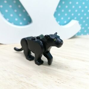 LEGO-Animal-Cat-Large-Panther-with-Lime-Eyes-minifigure-60159