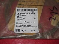 Bell Helicopter Cable Nas303r25-0940