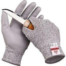Safeat Safety Grip Work Gloves Men Women Protective Flexible Cut Resistant Large
