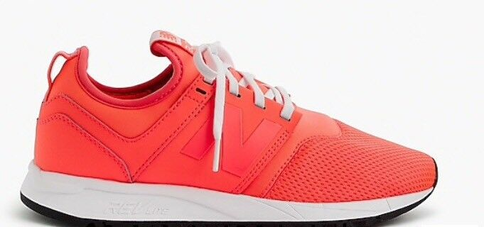 NIB Damens's New Balance For J. Crew 247 Sneakers Schuhes 9.5 Dragonfly NEW