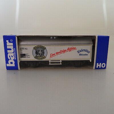 Roco H0 Bierwagen Valentins Weizenbier Hitze Und Durst Lindern. Baur Modelle 53931