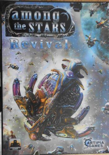 ampliamento Savelletri inglese. Among the Stars revival//artipia Games OVP