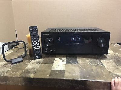 Pioneer VSX-523K 4K Ultra-HD 80Wx5 5.1-Channel Home Theater AV Receiver