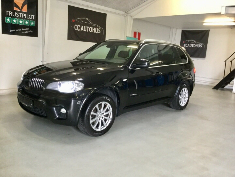 BMW X5 3,0 xDrive40d aut. 5d - 398.000 kr.