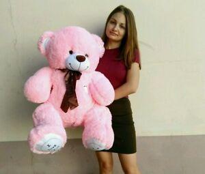Teddybär I Love You 100 Cm Groß Xl Plüschbär Plüschtier Weich Geschenk Idee Spielzeug
