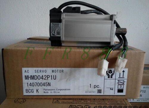 Panasonic MHMD042P1U 400W AC Servo Motor NEW