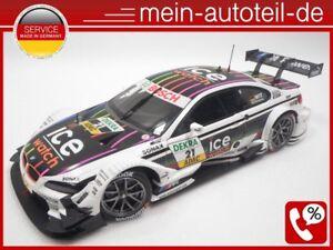 Weihnachtsgeschenk-Geschenk-1-18-ORIGINAL-BMW-M3-E92-DTM-2013-Modellauto-Modell