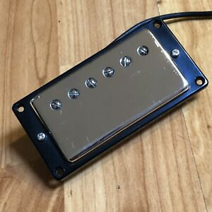 KentArmstrong-HPAN1-Bridge-Humbucker-Guitar-Pickup-Nicke-Silver-PAF