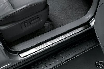 Toyota 4Runner 2003-2008 Front Steel Door Sill OEM NEW