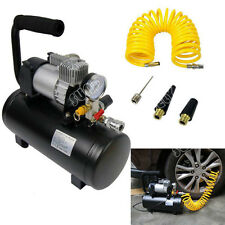 t-max heavy duty 12v portable air compressor