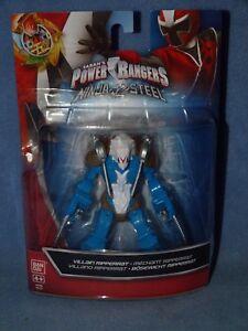 Power Ranger NINJA STEEL RIPPERRAT  villain New