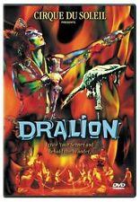 Cirque du Soleil - Dralion (DVD, 2001)