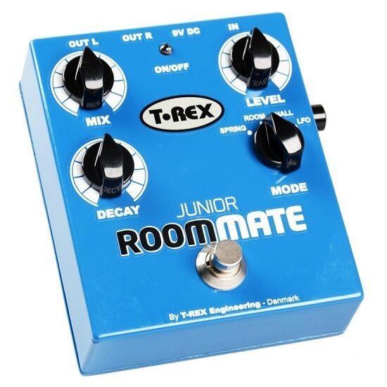 qualità di prima classe Pédale d'Effet T-REX Room-Mate Room-Mate Room-Mate Junior Reverb  liquidazione