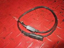 honda wires electrical cabling battery tender fused eyelet terminal wiring harness quick connect honda suzuki