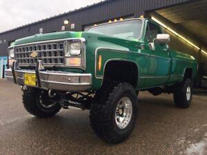 1980 Scottsdale K20
