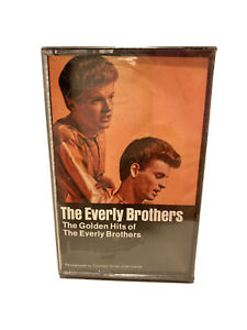 The Everly Brothers - The Golden Hits Of The Everly Brothers Cassette New Sealed