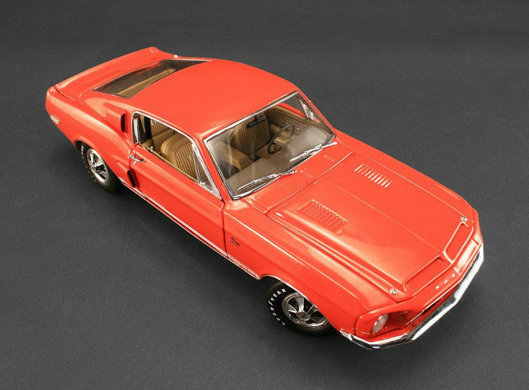 1968 Shelby GT500KR Coral 1 18 GMP 1801805
