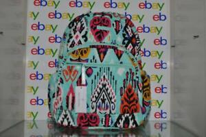 Vera-Bradley-Essential-Backpack-23661-KO2-Pueblo-Cotton-NWT