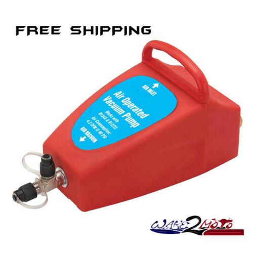R134A AC A//C Manifold Gauge Set Refrigerator Freezer Air Vacuum Pump R12  R 134A