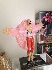One Piece Figuarts Zero Donquixote Doflamingo Figure Bandai Ships From USA