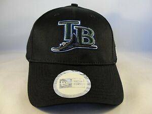 sports shoes 28eed 1db0a Image is loading MLB-Tampa-Bay-Devil-Rays-New-Era-Vintage-